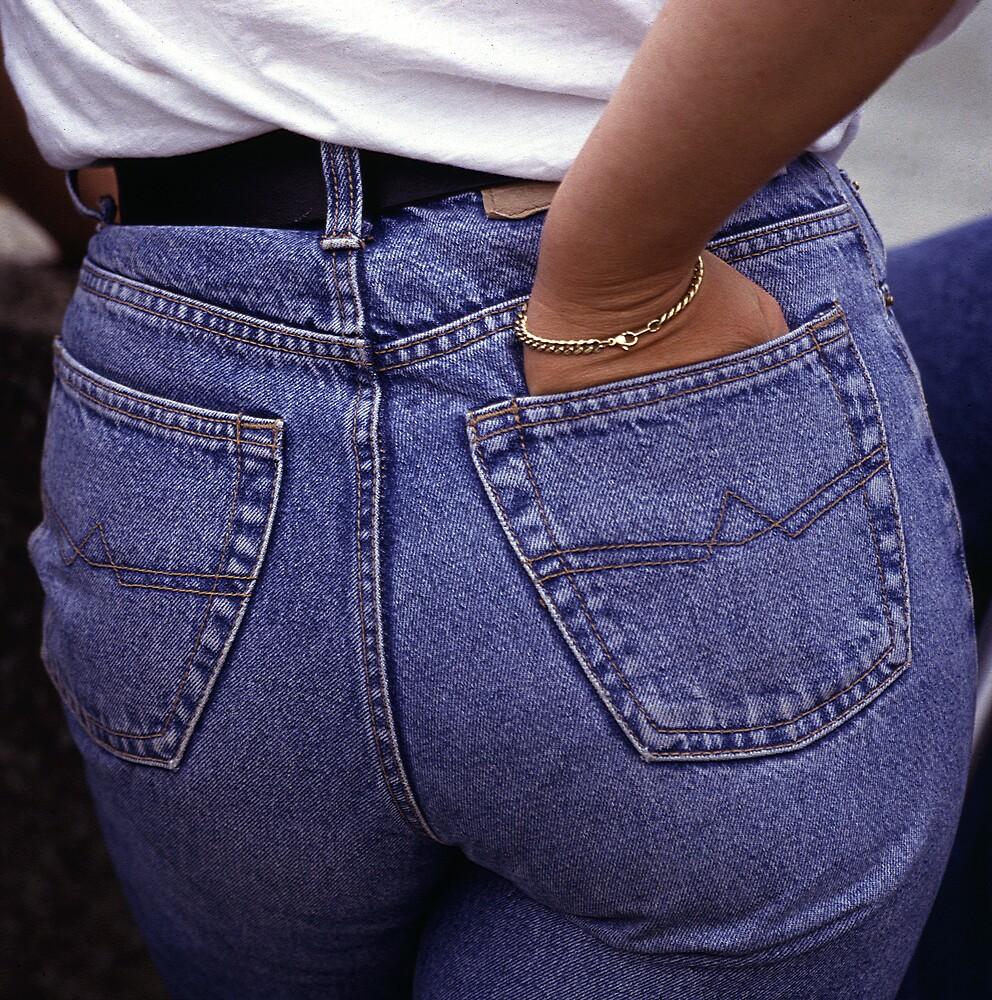 Blue Jeans by kitlew