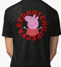 Red Hot Chili Peppa Tri-blend T-Shirt