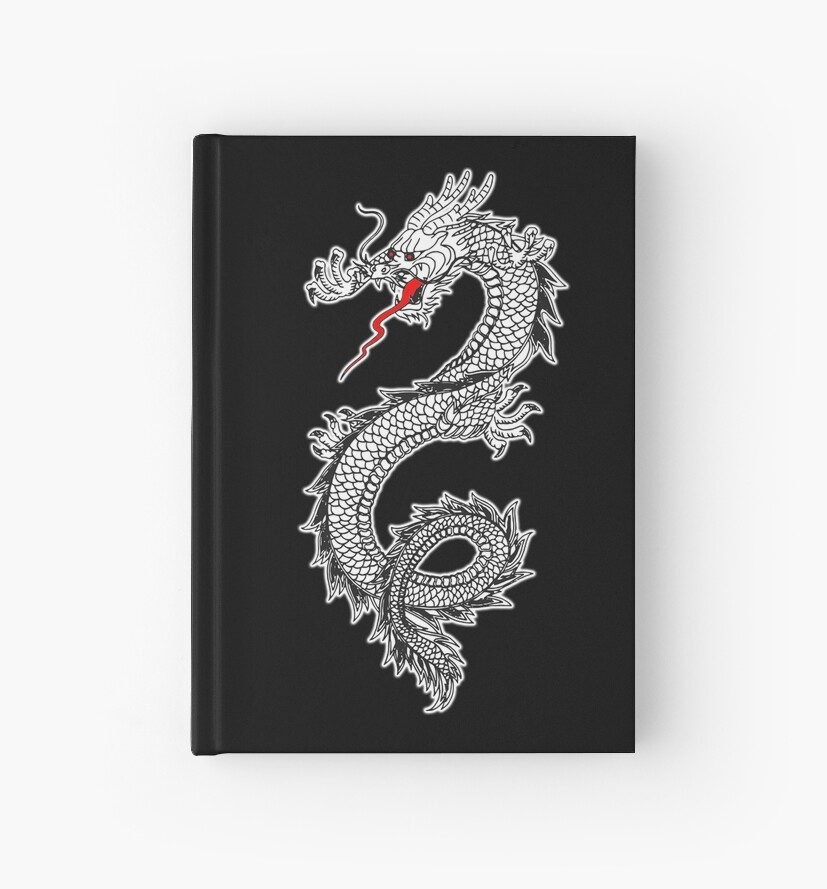Chinese Dragon Snake Tattoo Symbol Chinese Oriental Far East