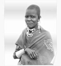 Lady Masaii Poster