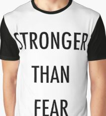 STRONGER Graphic T-Shirt