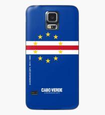 Cabo Verde ki ta manda Case/Skin for Samsung Galaxy