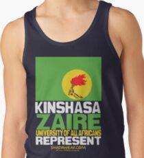 Kinshasa, Zaire, represent Tank Top