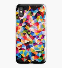 Space Shapes iPhone Case