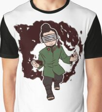Chibi Shino-Sensei / Fight Graphic T-Shirt