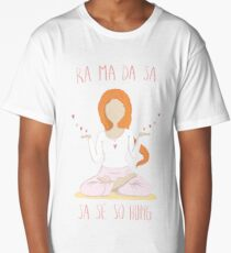 Ramadasa Long T-Shirt