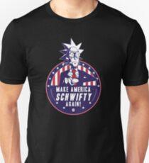 Rick President of US  Unisex T-Shirt