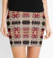 Carnelian Galena Capriccio Mini Skirt