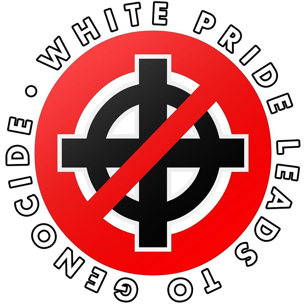 White Pride Genocide by Zerorz
