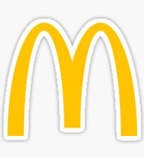 Mcdonalds Sticker