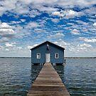 """""""Crawley Edge"""" Boatshed, Perth, Western Australia by palmerphoto"""