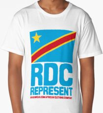RDC represent Long T-Shirt