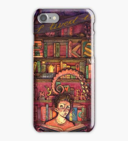 Book Boy iPhone Case/Skin