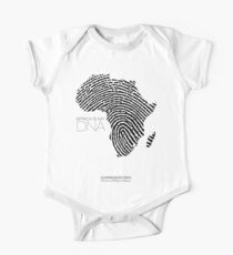 Africa is my DNA One Piece - Short Sleeve