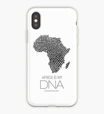 Africa is my DNA iPhone Case