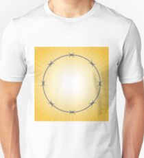 barbed ware frame T-Shirt