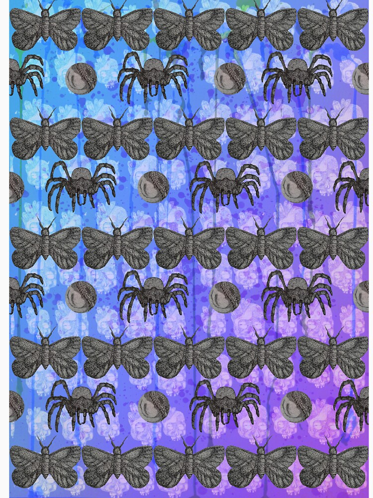 WITCHCRAFT SPIDER CRYSTAL PATTERN by sarahdallow