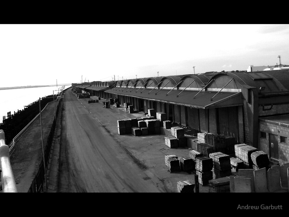 Docks by Andrew Garbutt