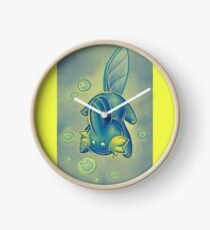 U liek Mudkips Clock