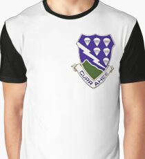 Currahee - 506th Infantry - 101st Airborne  Graphic T-Shirt