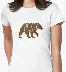 Smokey Bear Women's Fitted T-Shirt