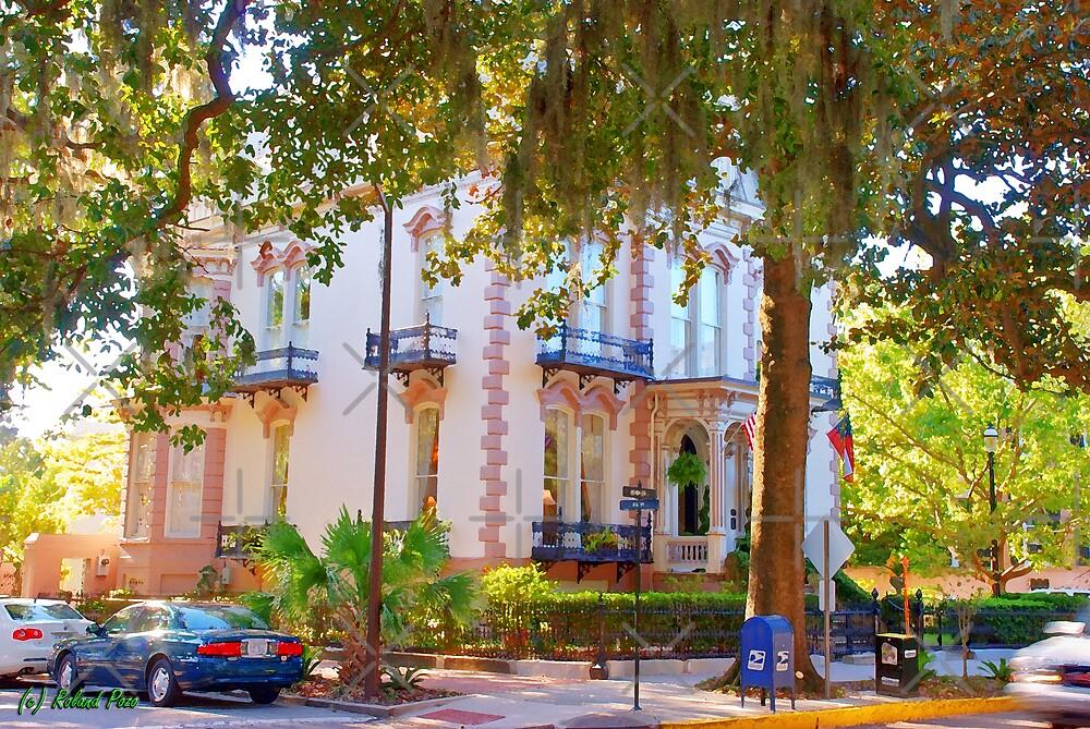 Savannah Mansion by photorolandi