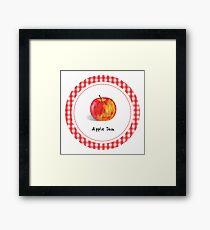Apple Jam Framed Print