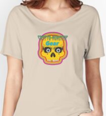 Crypto-Monster Gear Logo Women's Relaxed Fit T-Shirt