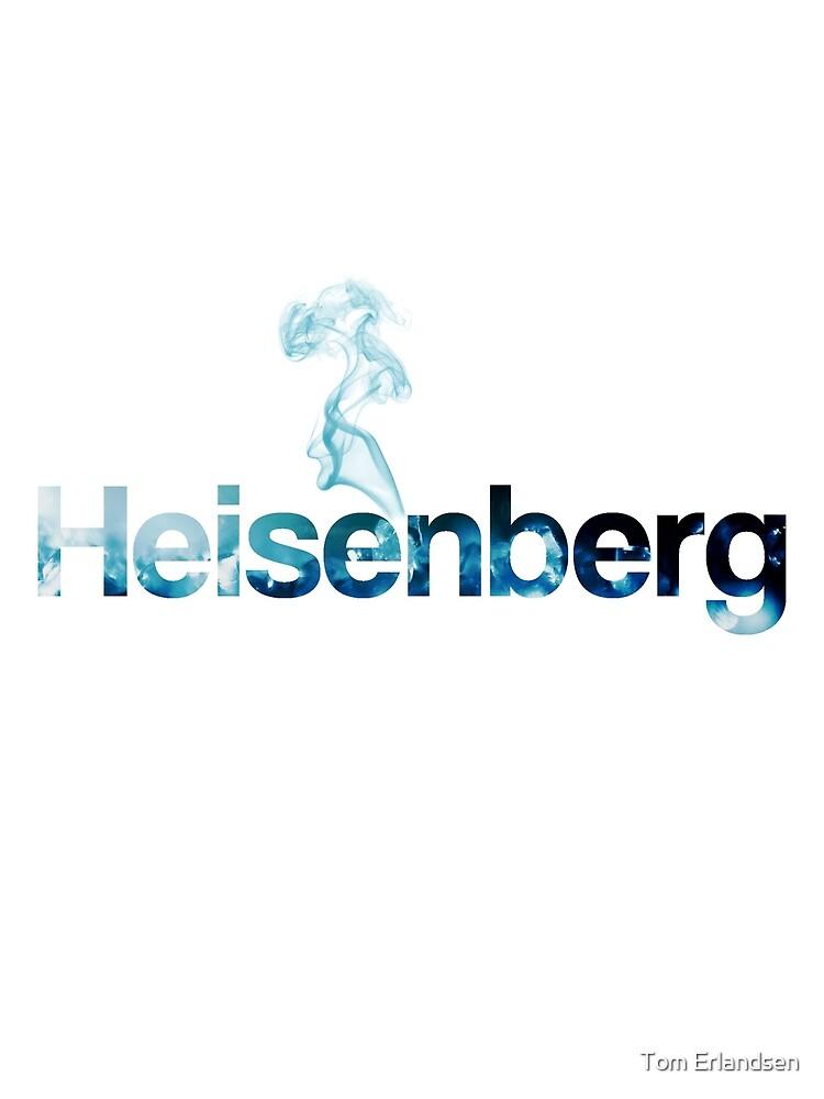 Heisenberg by Thomas Erlandsen