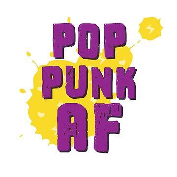 Pop Punk AF by cel3stial