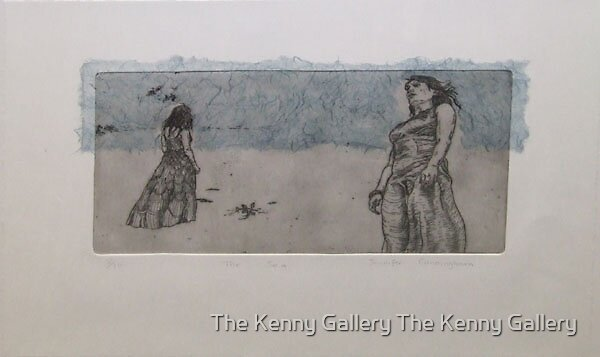 The Sea 2/10  by The Kenny Gallery The Kenny Gallery