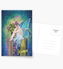 Die kleine Buch-Fee Postkarten