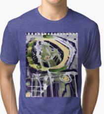 solar energy 3 Tri-blend T-Shirt