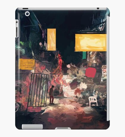 The Closing Hours iPad Case/Skin