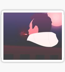 Lonely Nights Sticker