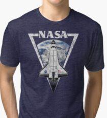 Endeavour Triangular Insignia Tri-blend T-Shirt