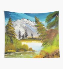 Leaning Tree Wall Tapestry