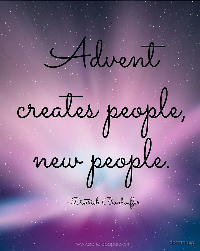 Advent quote by dorothyxp
