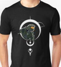 Geometric Chief - Black Unisex T-Shirt