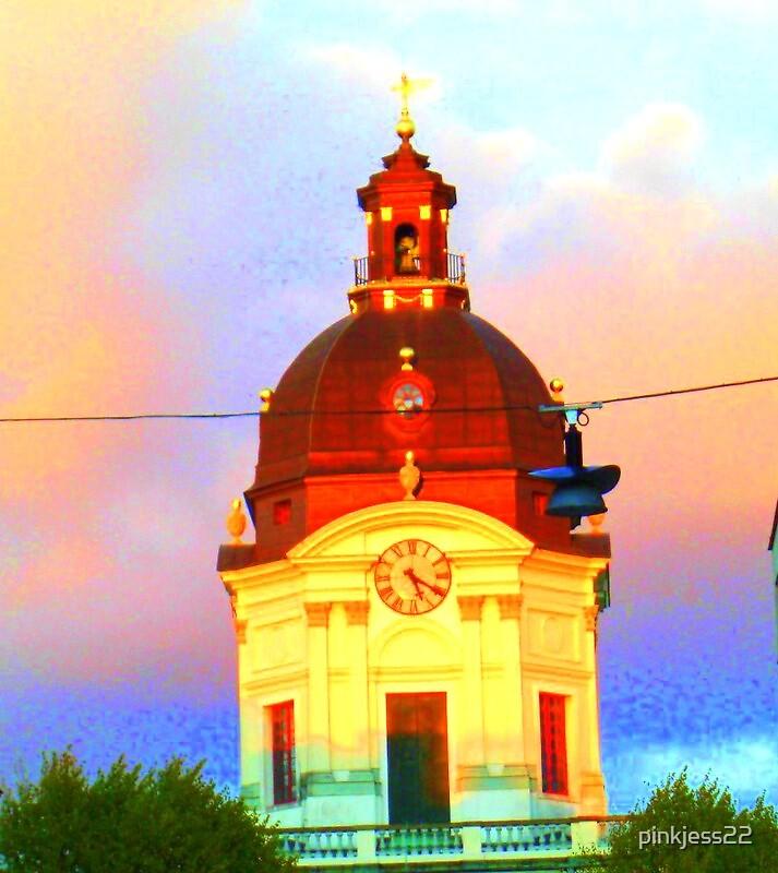 clock tower by pinkjess22
