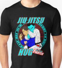 Jiu Jitsu Hug BJJ T Shirt Unisex T-Shirt