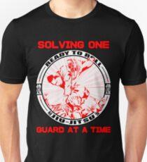 Solving one Guard at a Time BJJ T Shirt  Unisex T-Shirt