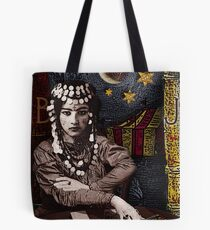 The Seer: from the Tarot of the Zirkus Mägi Tote Bag