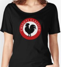 Black Rooster Chianti Classico Women's Relaxed Fit T-Shirt