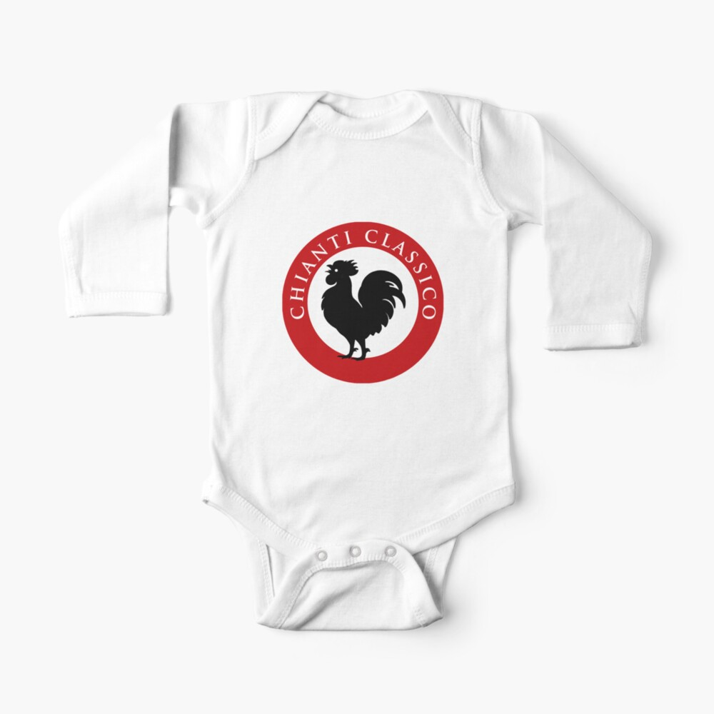Black Rooster Chianti Classico Baby One-Piece