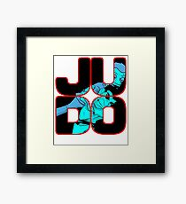 Judo T Shirt Framed Print