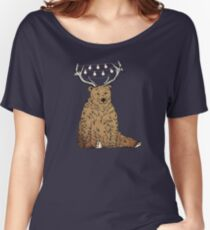Beartastic Women's Relaxed Fit T-Shirt