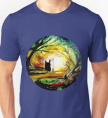 In the Woods... Unisex T-Shirt
