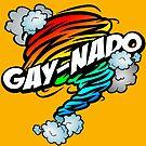 Schwules T-Shirt von toddalan
