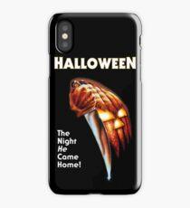 Halloween movie poster iPhone Case/Skin